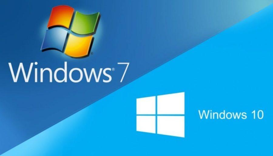 Einde ondersteuning Windows 7